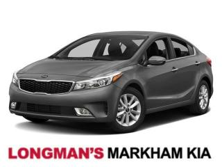 Used 2018 Kia Forte LX+|R-CAM|SMRT-PHNE|HTD-SEAT| for sale in Markham, ON