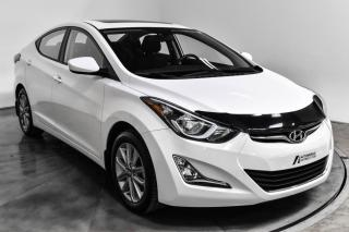 Used 2016 Hyundai Elantra SPORT A/C TOIT MAGS for sale in St-Hubert, QC