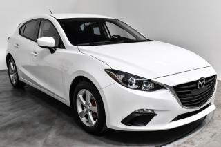 Used 2014 Mazda MAZDA3 GX HATCH A/C MAGS BLUETOOTH for sale in St-Hubert, QC