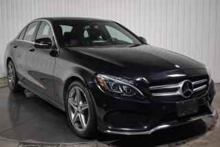 Used 2015 Mercedes-Benz C-Class C400 4MATIC CUIR TOIT PANO MAGS AMG PACK for sale in St-Hubert, QC