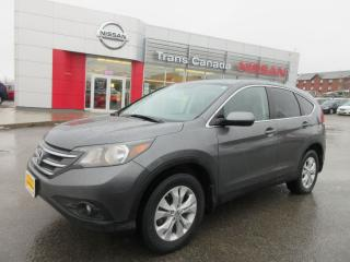 Used 2012 Honda CR-V EX-L AWD for sale in Peterborough, ON
