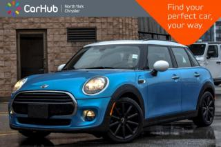 Used 2016 MINI Cooper Hardtop 5 Door |6-Speed.Manual|Pano_Sunroof|Heat.Frnt.Seats|Bluetooth| for sale in Thornhill, ON