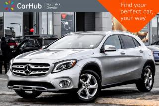 Used 2018 Mercedes-Benz GLA 250|Pano_Sunroof|Nav|Bluetooth|Backup_ Cam|Keyless_Go| for sale in Thornhill, ON