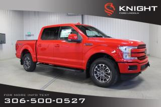 New 2018 Ford F-150 Supercrew Lariat Sport for sale in Moose Jaw, SK
