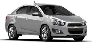 Used 2015 Chevrolet Sonic for sale in Barrie, ON
