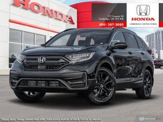 New 2020 Honda CR-V Black Edition BLACK EDITION for sale in Cambridge, ON