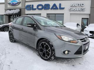 Used 2013 Ford Focus SE Hatchback for sale in Ottawa, ON