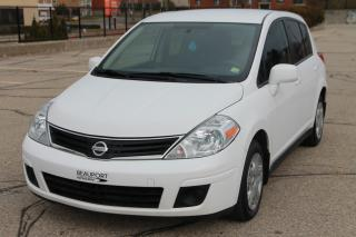 Used 2011 Nissan Versa 1.8S LOW KM | One Owner| No Accidents for sale in Waterloo, ON