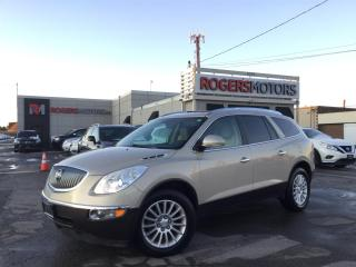 Used 2012 Buick Enclave AWD - 7 PASS - DVD - PANO ROOF - LEATHER for sale in Oakville, ON