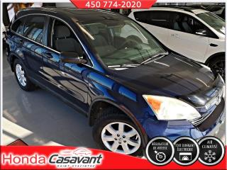Used 2009 Honda CR-V EX 2RM - TRÈS PROPRE for sale in St-Hyacinthe, QC