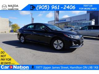 Used 2019 Hyundai Sonata Hybrid PREFERRED | HYBRID | HEATED SEATS | REAR CAM for sale in Hamilton, ON