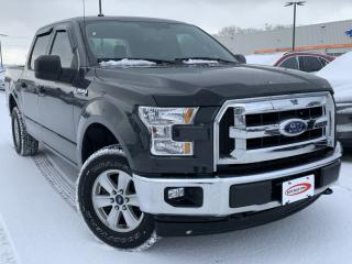 Used 2017 Ford F-150 XLT 4x4, BLUETOOTH for sale in Midland, ON