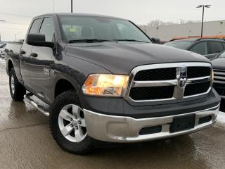 Used 2016 RAM 1500 ST 4X4, BLUETOOTH for sale in Midland, ON