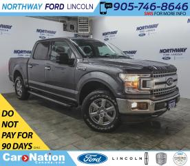 Used 2018 Ford F-150 XLT | 3.3L V6 | BACK UP CAM | LINE-X | XTR PKG | for sale in Brantford, ON