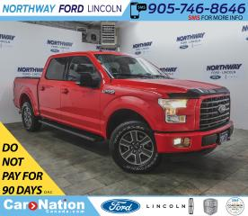 Used 2017 Ford F-150 XLT | 5.0L V8 | NAV | PWR HTD SEATS | SPORT PKG | for sale in Brantford, ON