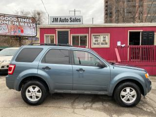 Used 2012 Ford Escape XLT for sale in Toronto, ON