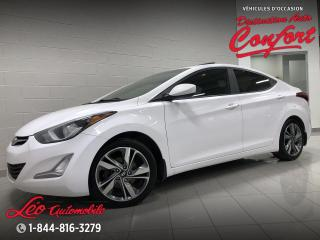 Used 2015 Hyundai Elantra Berline 4 portes, boîte automatique, GLS for sale in Chicoutimi, QC