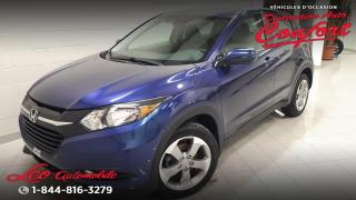 Used 2016 Honda HR-V EX 4 portes 4RM CVT for sale in Chicoutimi, QC