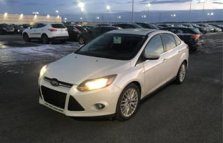 Used 2013 Ford Focus TITANIUM CUIR TOIT NAV MAGS for sale in St-Constant, QC