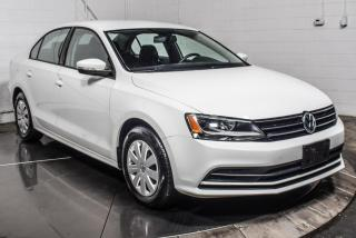 Used 2015 Volkswagen Jetta TRENDLINE+ A/C CAMERA RECUL for sale in St-Constant, QC