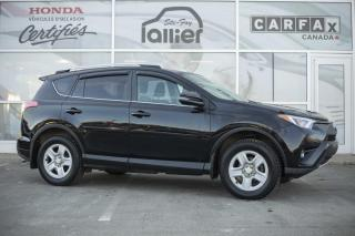 Used 2016 Toyota RAV4 XLE AWD *** UN SEUL PROPRIETAIRE*** for sale in Québec, QC