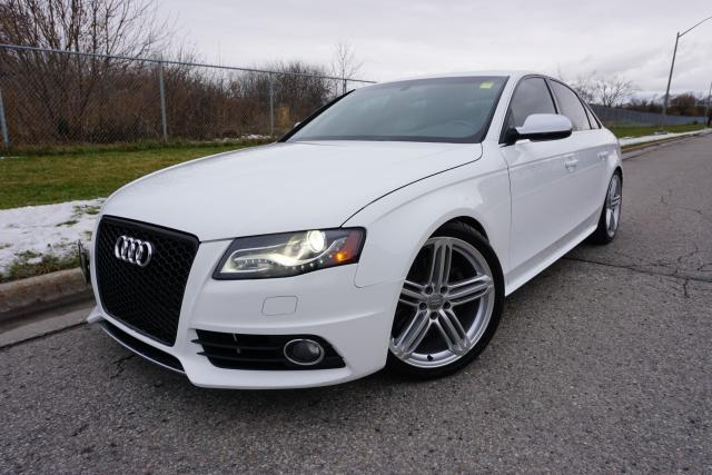 2011 Audi S4 RARE / 6 SPD MANUAL / LOADED /BABIED/ NO ACCIDENTS