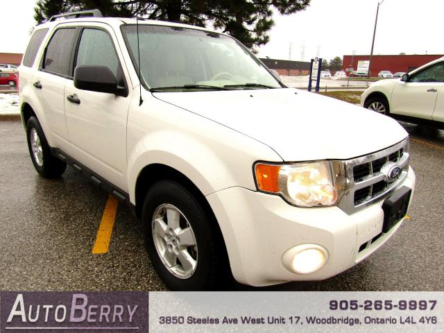 2010 Ford Escape XLT - 4WD - 3.0L