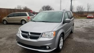 Used 2016 Dodge Grand Caravan Crew Plus for sale in London, ON