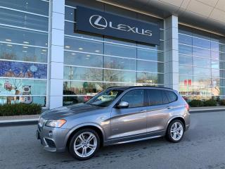 Used 2014 BMW X3 xDrive28i M Sport Line for sale in Richmond, BC