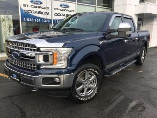 Used 2018 Ford F-150 F150 SUPERCREW 6 1/2 XLT XTR MAGS CAMERA for sale in St-Georges, QC