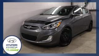 Used 2015 Hyundai Accent Voiture à hayon, 5 portes, boîte manuell for sale in Val-David, QC