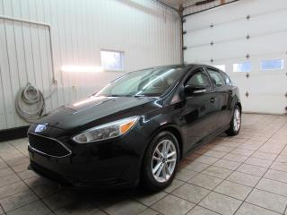 Used 2017 Ford Focus Hayon 5 portes SE 20 LITRES for sale in Trois-Rivières, QC