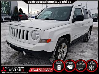 Used 2012 Jeep Patriot SPORT 4X4 AWD AUTO for sale in St-Jérôme, QC