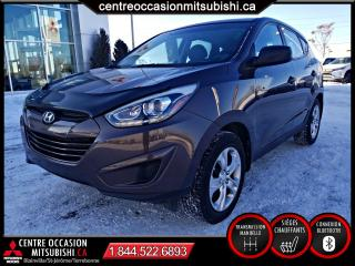 Used 2014 Hyundai Tucson GL 4 CYL FWD TRANSMISSION MANUELLE for sale in St-Jérôme, QC
