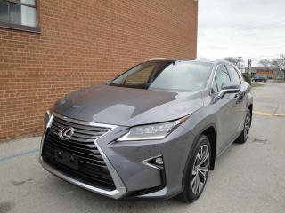 Used 2016 Lexus RX 350 LEATHER/SUNROOF/NAVI/CAMERA /SAFETY for sale in Oakville, ON