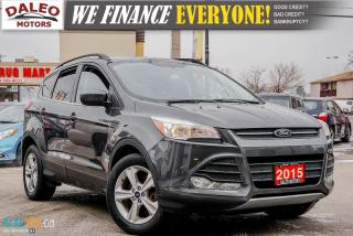 Used 2015 Ford Escape SE | 4WD | HEATED SEATS | BACKUP CAM | BLUETOOTH | for sale in Hamilton, ON