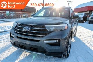 New 2020 Ford Explorer XLT 202A, 4WD, 2.3L Ecoboost, Power Seats, Heated Steering Wheel, Lane Keeping System, Pre-Collision Assist, Remote Keyless Entry, Reverse Camera/Sensing System, Navigation, Moonroof for sale in Edmonton, AB