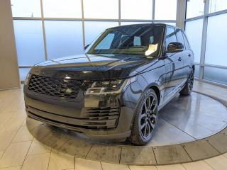 New 2020 Land Rover Range Rover HSE for sale in Edmonton, AB