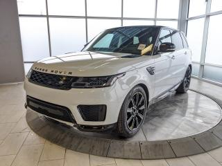 New 2020 Land Rover Range Rover SPORT HSE for sale in Edmonton, AB