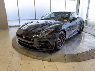 New 2020 Jaguar F-Type 0% FINANCING AVAILABLE! for sale in Edmonton, AB