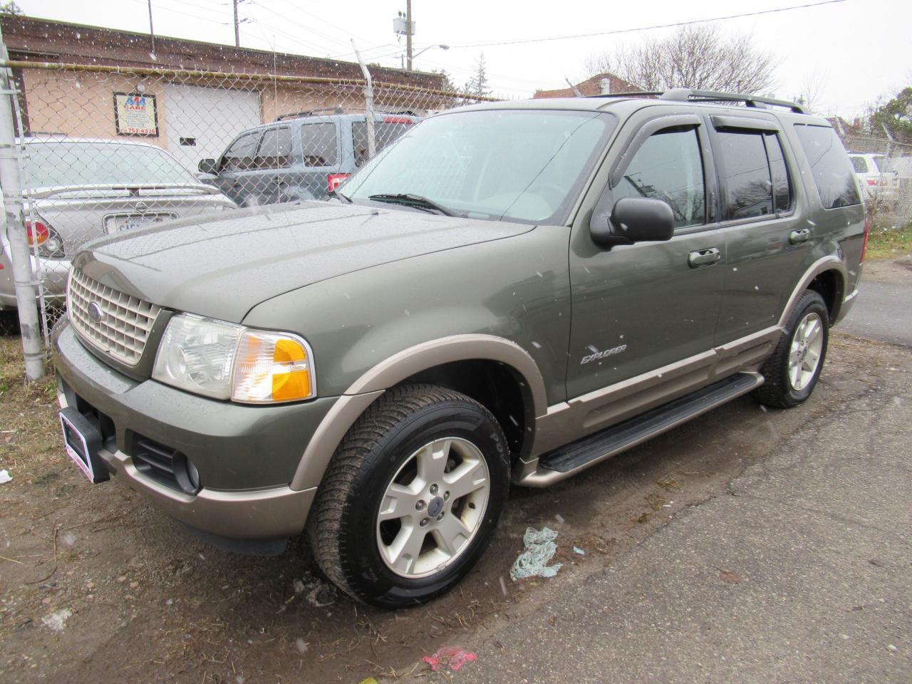 2004 Ford Explorer Eddie Bauer *Clean Carproof* Certified w/ Warranty