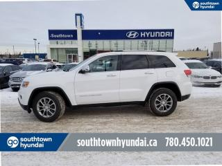 Used 2014 Jeep Grand Cherokee LIMITED/4WD/BACKUP CAM/HEATED SEATS for sale in Edmonton, AB