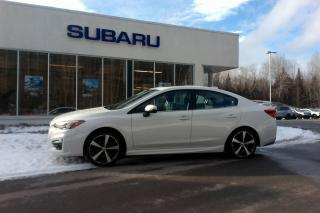 Used 2017 Subaru Impreza Sport-tech w/Tech Pkg for sale in Minden, ON