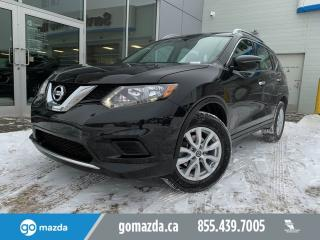 Used 2016 Nissan Rogue S AWD B/U CAM GREAT CONDITION for sale in Edmonton, AB