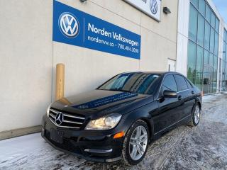 Used 2014 Mercedes-Benz C-Class C 300 4dr AWD 4MATIC Sedan - LOW KMS! for sale in Edmonton, AB