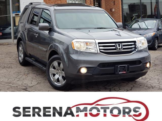 2012 Honda Pilot TOURING | TIMING BELT DONE |  ONE OWNER | NO ACCI.