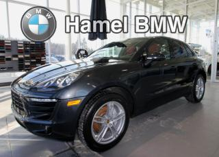 Used 2017 Porsche Macan Traction intégrale, 4 portes S for sale in Blainville, QC