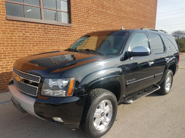 2008 Chevrolet Tahoe Z71 PACKAGE-LEATHER- SUNROOF