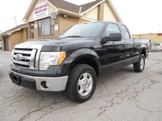 Used 2010 Ford F-150 XLT 4.6L V8 Extended Cab 6.5Ft Box RWD Certified for sale in Rexdale, ON
