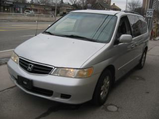 Used 2002 Honda Odyssey EX for sale in Scarborough, ON
